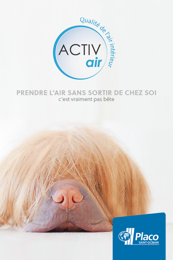 Placo Saint Gobain Affiche Little Big Idea