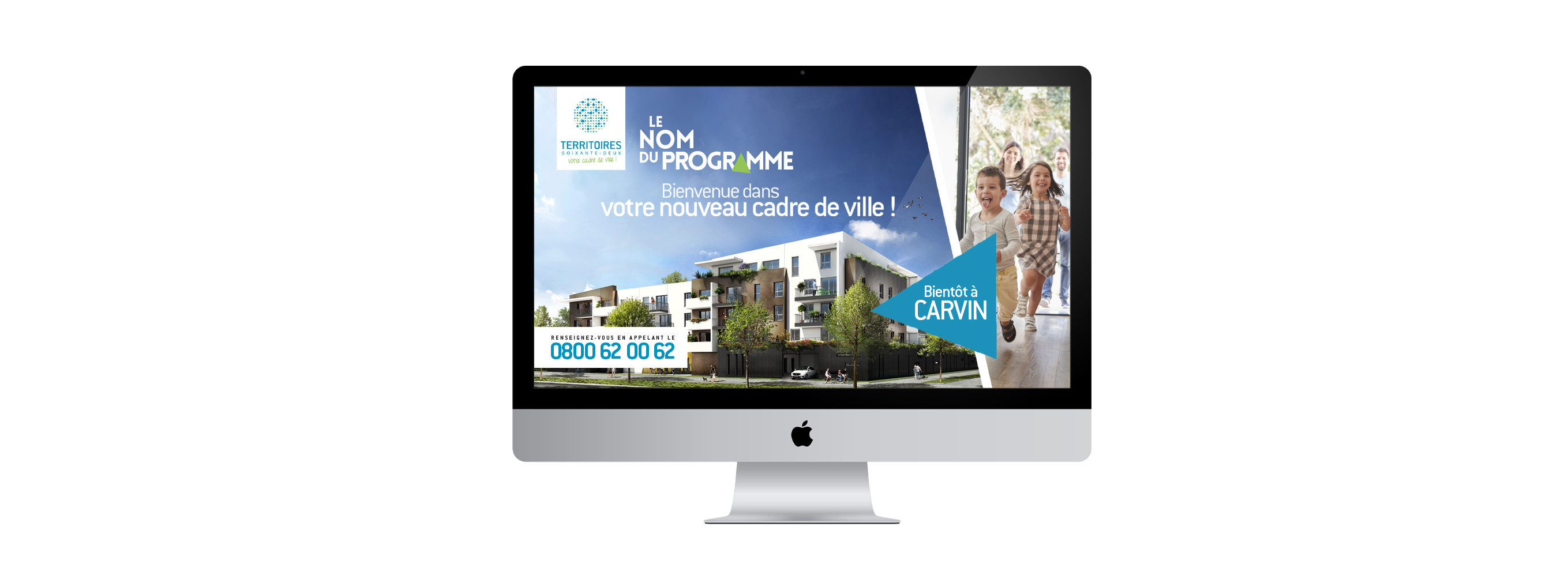 Territoires 62 Web design Little Big Idea