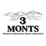 Logo noir 3 Monts Little Big Idea agence de communication