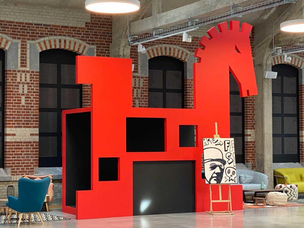 We Art 51 Little Big Idea Agence de Communication Lilloise